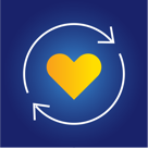 NiQuitin icon heart