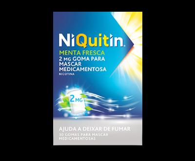 NiQutin® Gomas para mascar