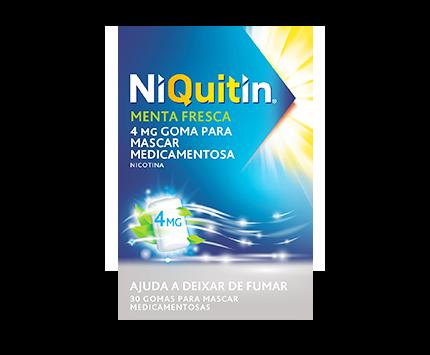 NiQuitin® Mint Gomas para Mascar